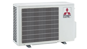 Three Port 5.4kW Outdoor Heat Pump Image