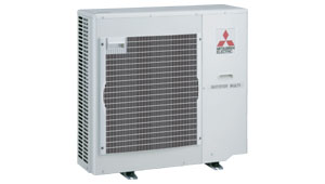 Four Port 8.0kW Outdoor Heat Pump Image