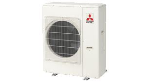 Six Port 12kW Outdoor Heat Pump Image
